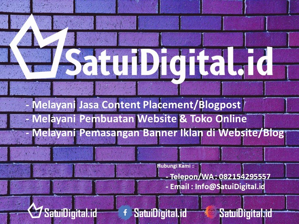 Satui Digital Kreatif