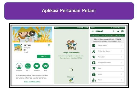 Aplikasi Pertanian Petani
