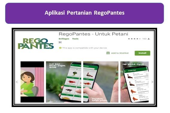 Aplikasi Pertanian RegoPantes