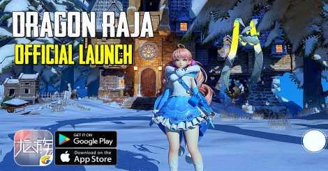 Game Android dengan Grafik Terbaik Dragon Raja