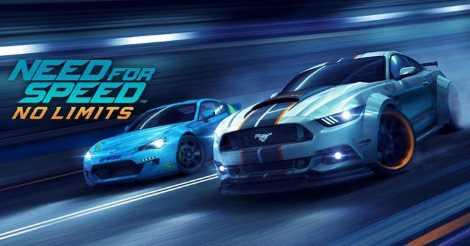 Game Android dengan Grafik Terbaik Need for Speed No Limits