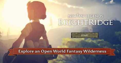 Game Android dengan Grafik Terbaik Nimian Legends: BrightRidge