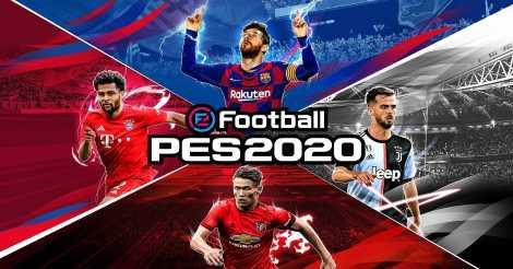 Game Android dengan Grafik Terbaik eFootball PES 2020